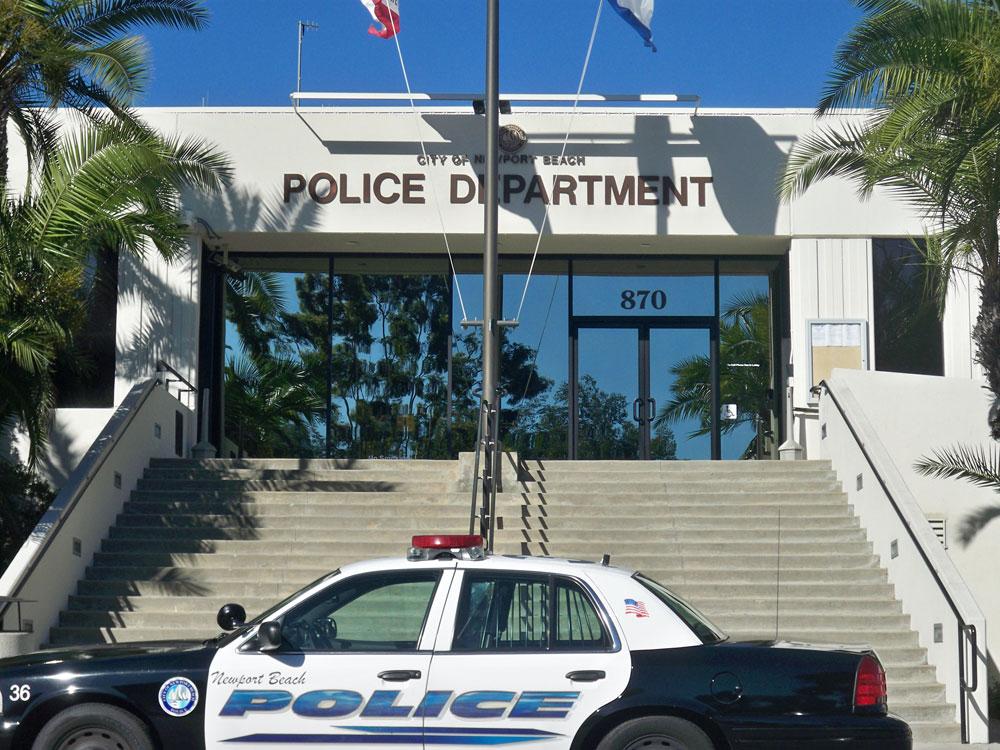 Newport Beach Police - Orange County, CA